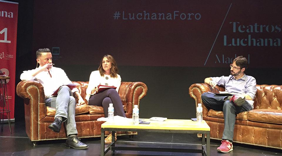 I Foro Aniversario Luchana: Mesa política