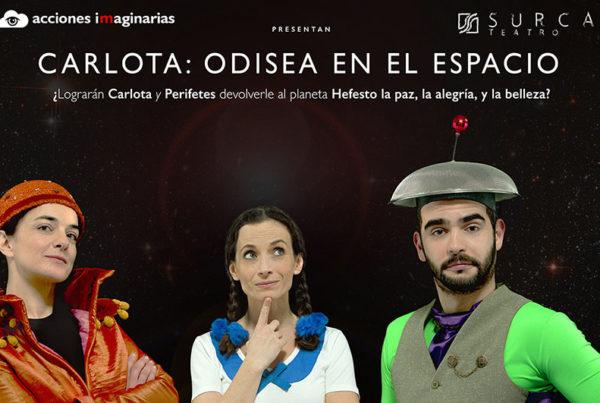 Carlota: Odisea en el espacio