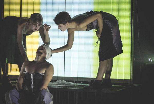 Escenas argentinas: Medea sé sonal