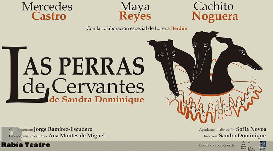 Las perras de Cervantes
