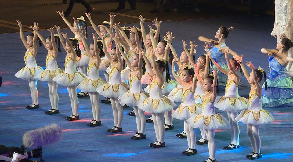 Shanghai Little Star Dance