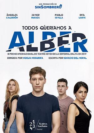 Todos queríamos a Alber